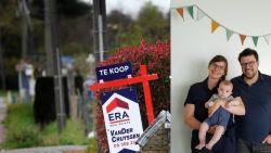 """""""Biedingen tot 125.000 euro boven de vraagprijs"""": koppel getuigt over moeilijke zoektocht naar huis na lockdown"""