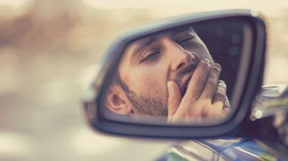 Opgelet: slaperigheid achter het stuur begint veel eerder dan je zelf denkt