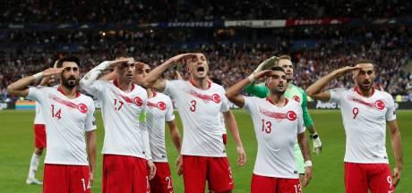 Turkije blijft opnieuw overeind tegen wereldkampioen Frankrijk
