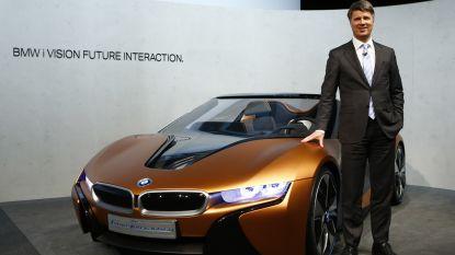 CEO van BMW houdt het na vier jaar voor bekeken