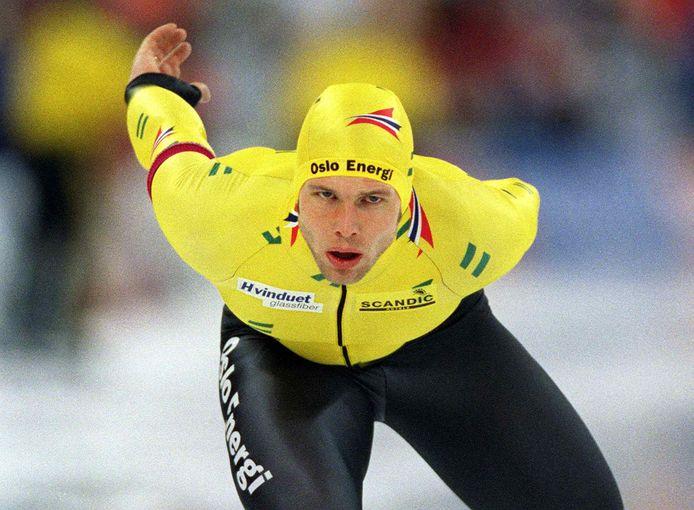 De Noor Eskil Ervik in actie in 2000.