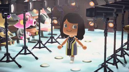 Je kan nu ook modeshows volgen via het populaire spel Animal Crossing