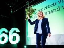Vernieuwingsdrift bij D66: elf nieuwkomers bij eerste twintig op de kieslijst