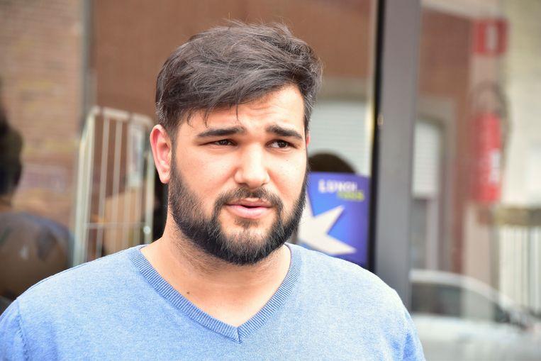 De zwangere partner van deze man zag hoe de agressieve dertiger in elkaar zakte na het schot.