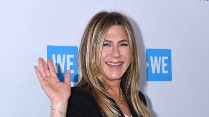 Jennifer Aniston wordt president van Amerika in nieuwe Netflix-serie