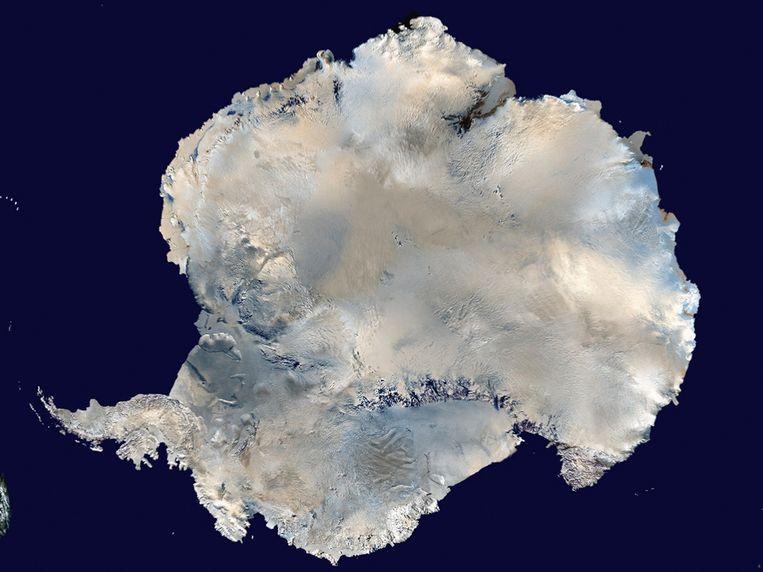 Antarctica Beeld Reuters