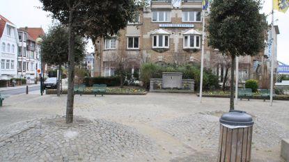 De Panne is een nieuw plein rijker en het is vernoemd naar een vrouw