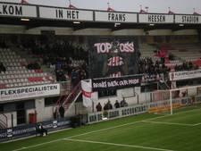 Supporters FC Oss zorgen voor gedenkwaardig avondje