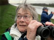 Els telt vogels voor Sovon: 'Fijn om mee te werken aan het registreren van de vogelstand'
