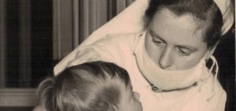 José van Tiggelen (97) was verpleegster tijdens pokkenuitbraak in Tilburg: 'Corona is veel onrustiger'