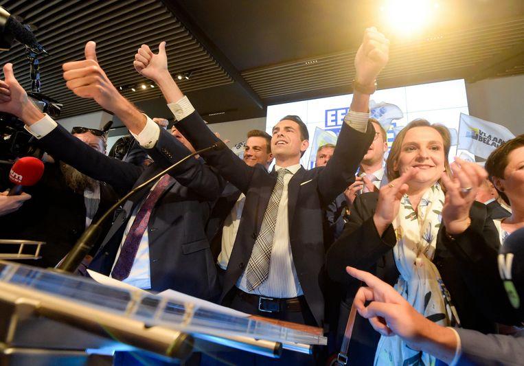 Vlaams Belang mag zich ook de financiële winnaar van de verkiezingen noemen.