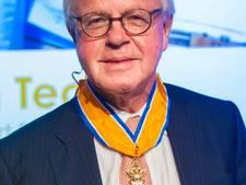 Gilzenaar Amandus Lundqvist benoemd tot Commandeur in de Orde van Oranje-Nassau