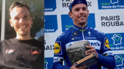 """Philippe Gilbert becommentarieert zijn vijf Monumenten in woord en beeld: """"De legendarische douches in Roubaix, dat was de kers op de taart"""""""