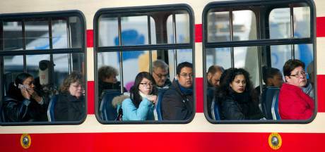 Tramlijn 19 naar TU Delft kan niet voor eind 2020 rijden door vrijkomende stralingen