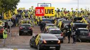 """""""5.000 auto's"""" in Brussel voor protestrit Vlaams Belang: """"Ongelooflijk succes"""""""