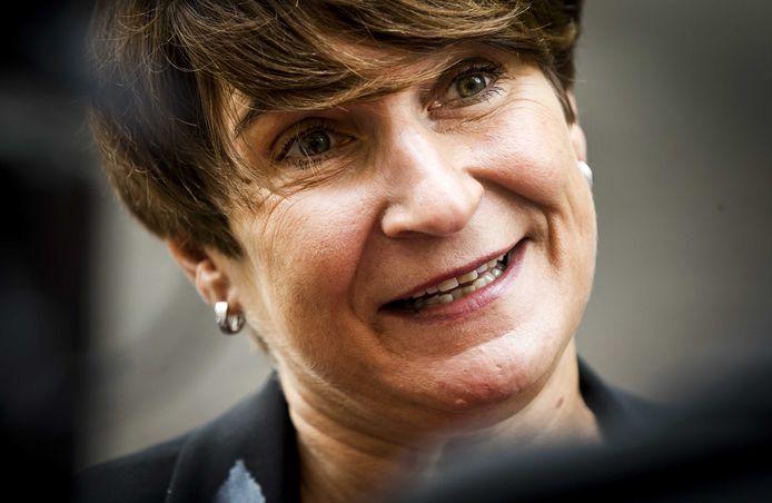 Demissionair minster Lilianne Ploumen