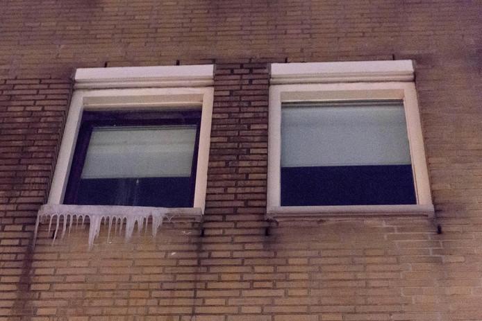 De ijspegels
