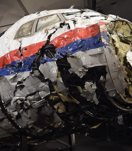 Omroepbaas Rusland: satellietfoto MH17 was nep
