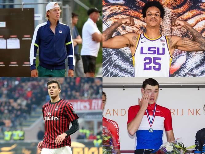 Mick Schumacher in het spoor van wereldkampioen Michael: ook deze zonen van beroemde sportvaders staan te trappelen om in 2021 door te breken