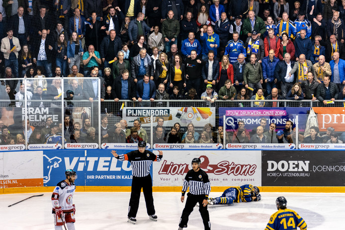 Trappers verloor de finale van de play-offs vorig seizoen van EV Landshut.