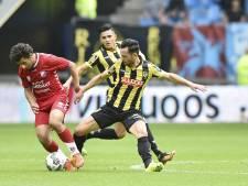 Vitesse wint (bijna) nooit van FC Utrecht