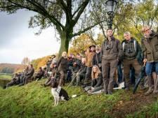 Honden zijn de baas op Kasteel Doorwerth