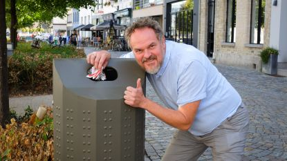 Grotere vuilnisbakken moeten zwerfvuil tegengaan