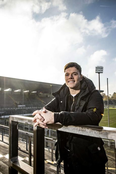 Tom Boere bloeit op bij de 'vergane glorie' van Duitse club Uerdingen