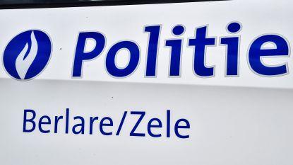 Ongevallen met zwakke weggebruikers in Berlare en Zele