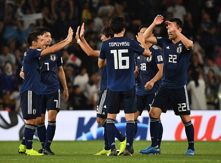 Japan mag naar de finale in de Asian Cup.