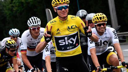 """Nieuwe dopingstorm bij Team Sky: """"Britse wielerploeg bestelde zélf testosteronpleisters"""""""