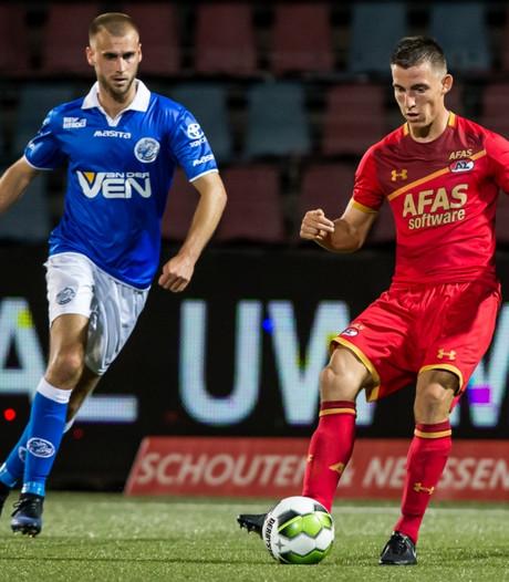 Boessen laat elftal intact voor uitwedstrijd tegen Jong AZ