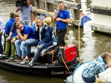 Deze arts staakte zwemtocht Van der Weijden: 'Emotie kwam pas na beslissing'