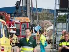 Bedrukte sfeer, werklui in shock na dodelijk ongeluk met heipaal in Breukelen