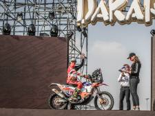 Olaf Harmsen neemt verkeerde afslag in Dakar-proloog