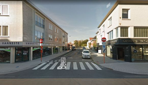De werken starten maandag in de Beverlaai, aan de kant van de Doorniksewijk