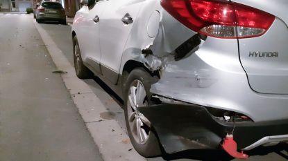 Aanrijder pleegt vluchtmisdrijf, rijdt door rood licht en veroorzaakt bijna tweede ongeval in Bevere