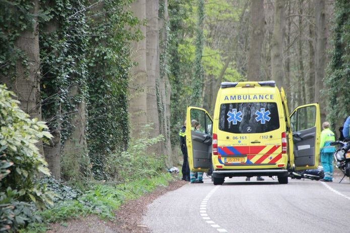 Het ongeval gebeurde in het buitengebied van Lochem.