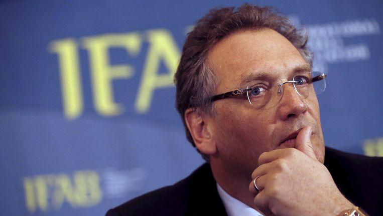 Secretaris-generaal van de FIFA, Jérôme Valcke Beeld reuters