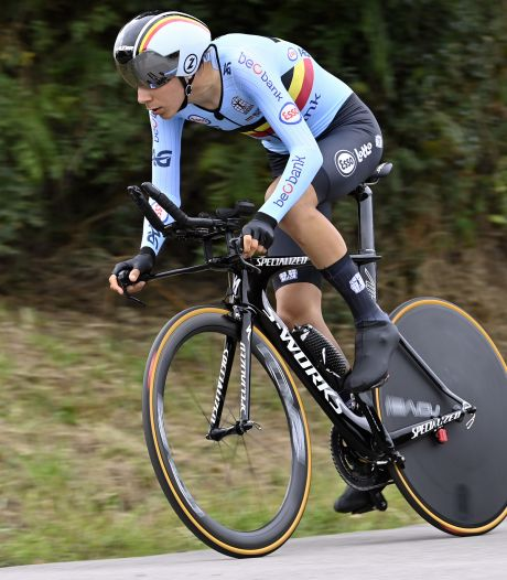 Cian Uijtdebroeks, grand espoir du cyclisme belge, passera pro chez Bora-Hansgrohe en 2022