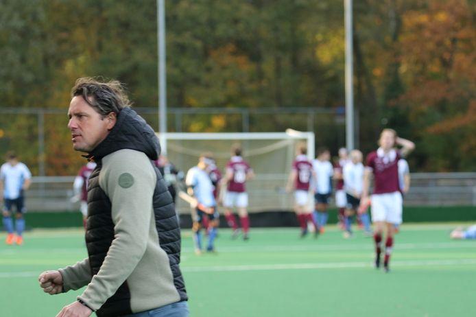 Rogier van der Meer doet een stap terug als veldcoach bij Hattem.