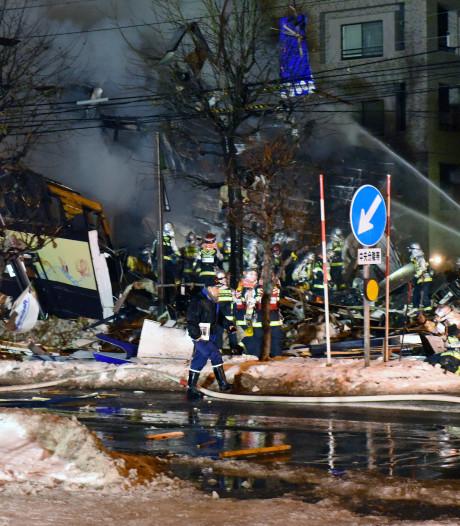 Tientallen gewonden na explosie in Japans restaurant