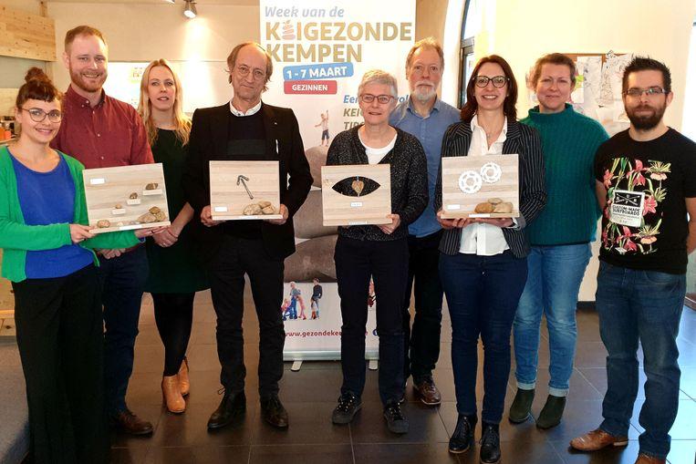 De winnaars van de KEI-awards