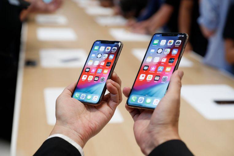 iPhone Xs en de iPhone XS Max