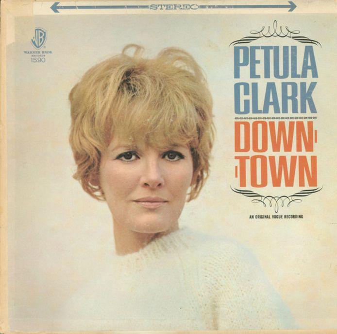 Petula Clark scoorde met Downtown een tijdloze sixtieshit.