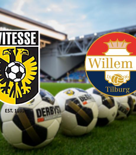 Weet Vitesse weer eens te winnen van Willem II?