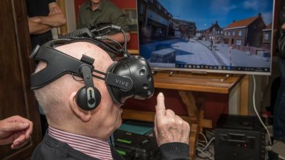 Dementerende bejaarden herbeleven herinneringen dankzij virtual reality