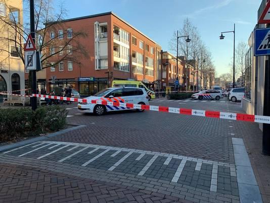 Schietpartij in de Molenstraat in Helmond.