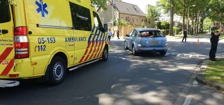 Vrouw gewond bij ongeluk in Enschede