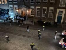 Depla blij met steun Bredanaars, maar 'aanpak relschoppers blijft taak politie'